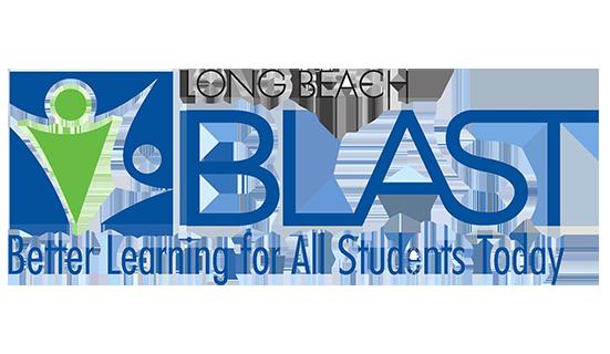 Long Beach BLAST Logo